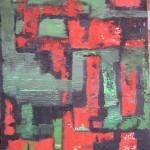 Labyrinth70x100 cm