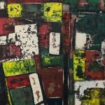 Nr.33 Formen und Farben (1) 70x100 cm